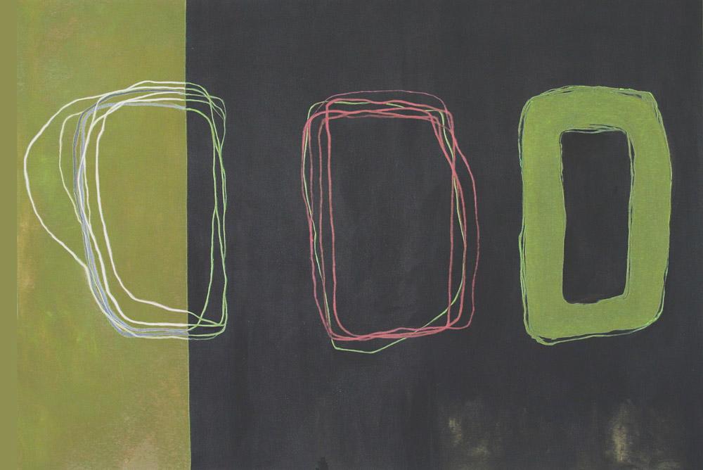 #200486   Acryl auf Leinwand   90 x 130 cm