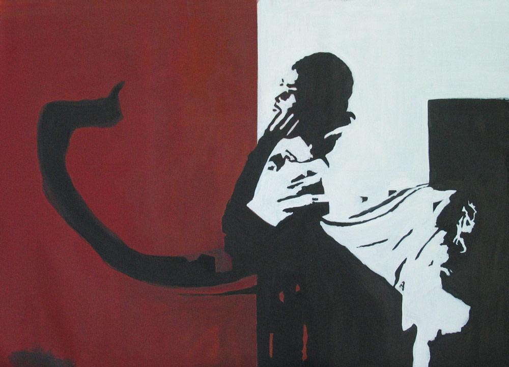 #200516 | Acryl auf Leinwand | 65 x 90 cm
