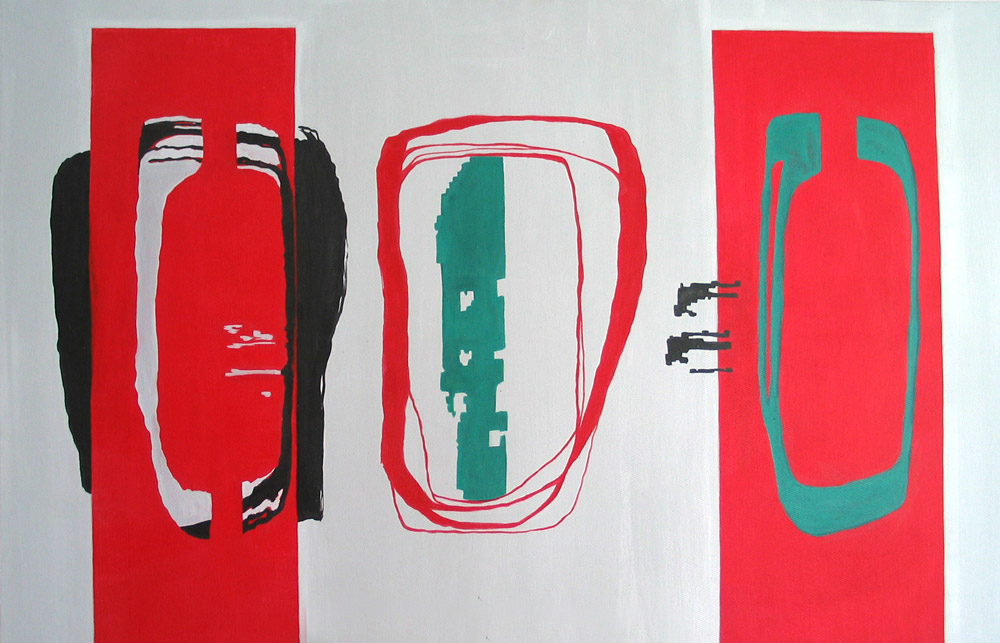 #200485 | Acryl auf Leinwand | 90 x 140 cm