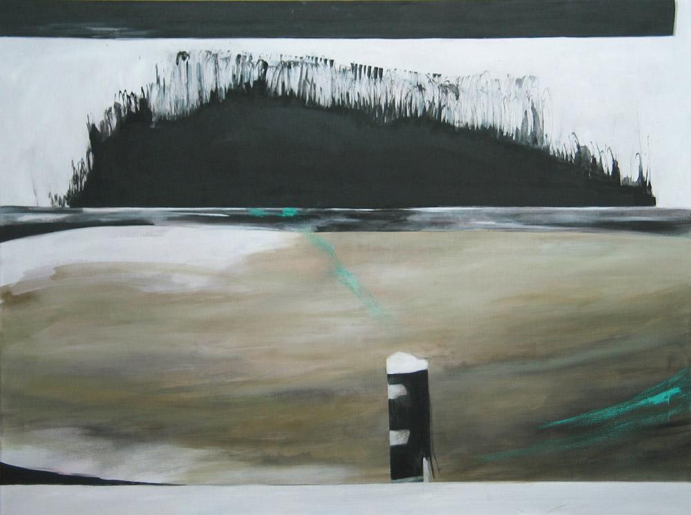 #200461   Acryl auf Leinwand   90 x 120 cm