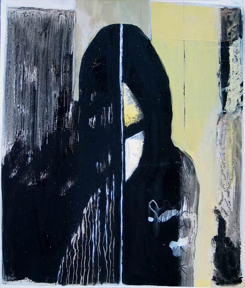 #200717 | Acryl | 35 x 40 cm