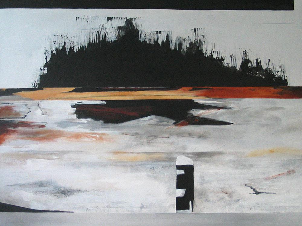#20072   Acryl auf Leinwand   90 x 120 cm