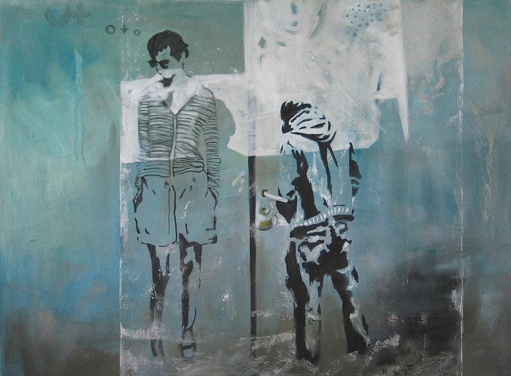#200820 | Acryl auf Leinwand | 88 x 120 cm