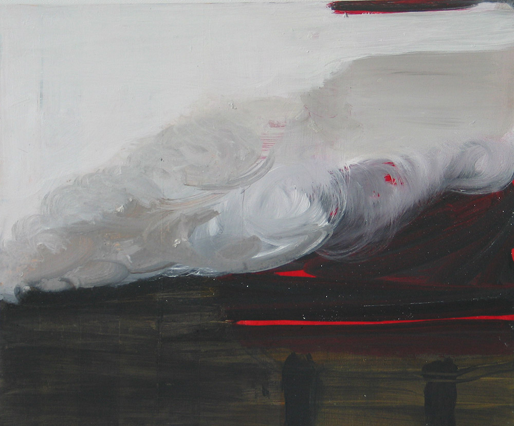 #200834   Acryl   30 x 36 cm
