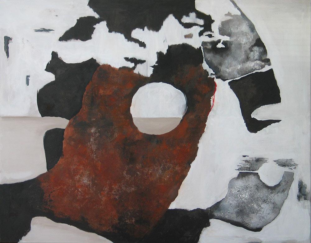 #200916   Acryl auf Leinwand   110 x 140 cm