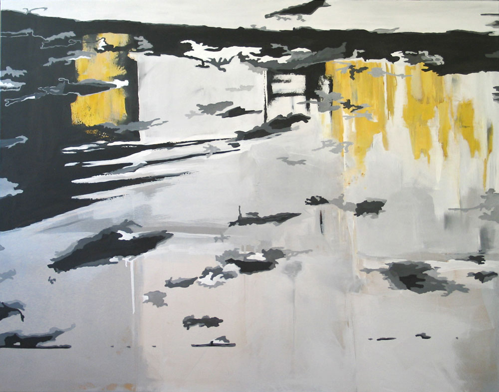 #20096 | Acryl auf Leinwand | 110 x 140 cm