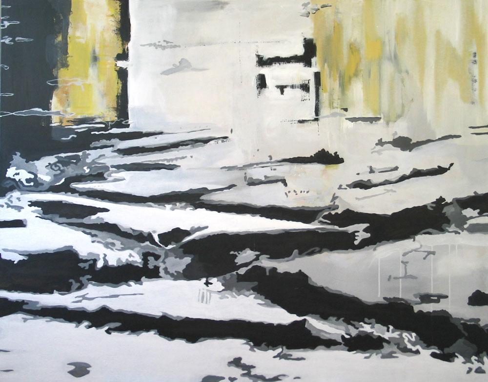 #20097 | Acryl auf Leinwand | 110 x 140 cm