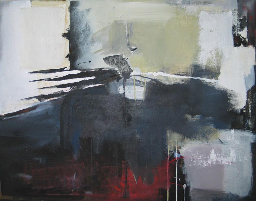 #20098   Acryl auf Leinwand   110 x 140 cm