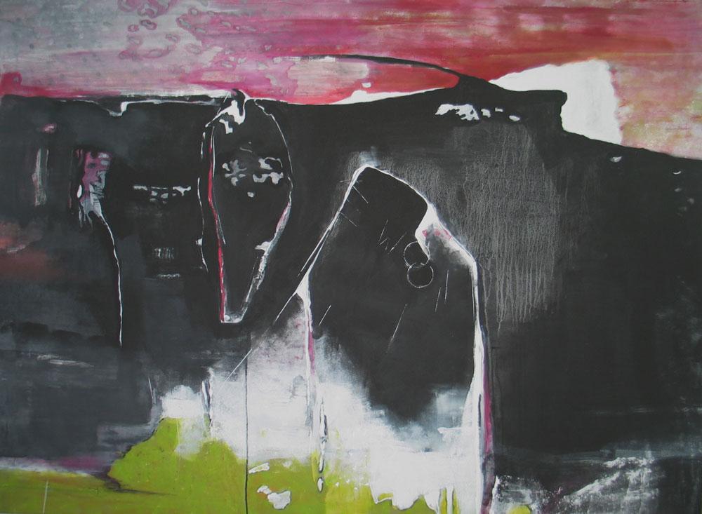 #201014   Acryl auf Leinwand   110 x 150