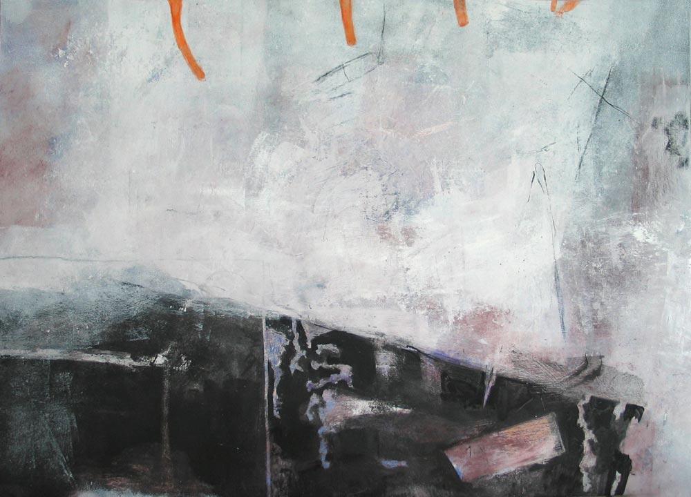 #201024 | Acryl | 50 x 70 cm