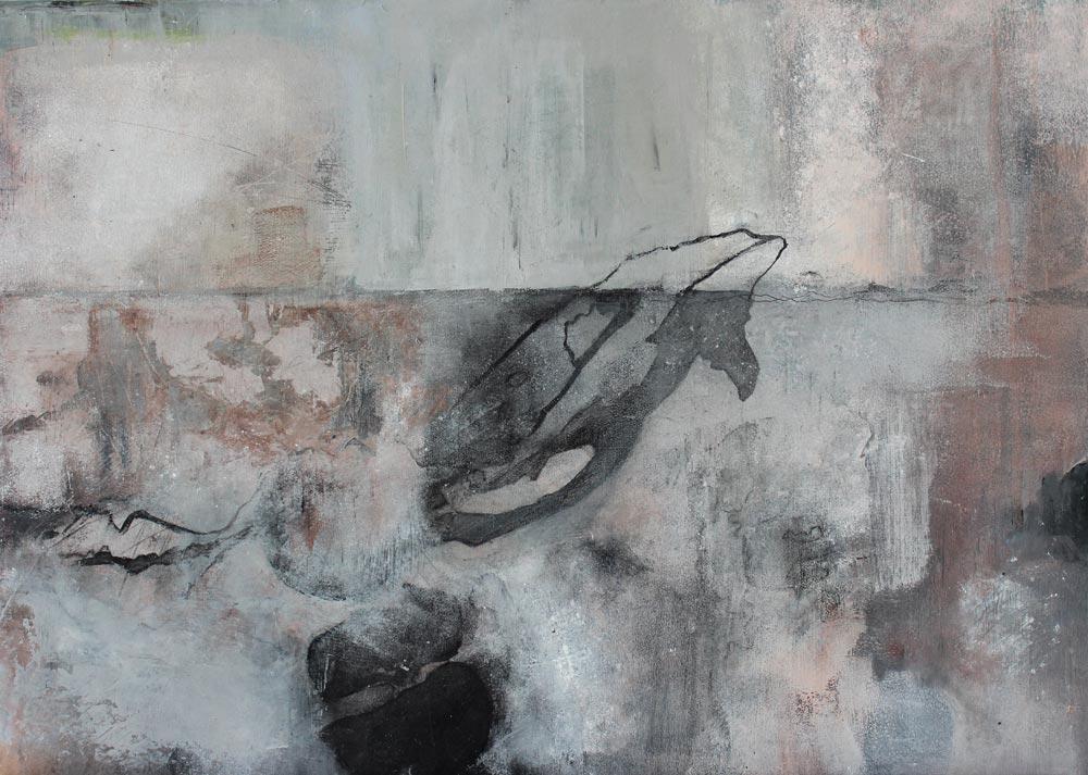 #201112 | Acryl | 50 x 70 cm