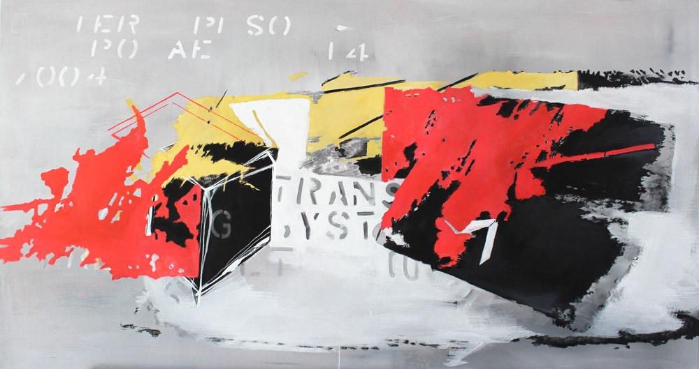#20128 | Acryl auf Leinwand | 80 x 150 cm