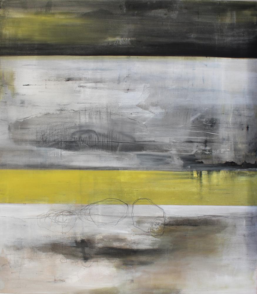 #20141 | Acryl auf Leinwand | 90 x 80 cm