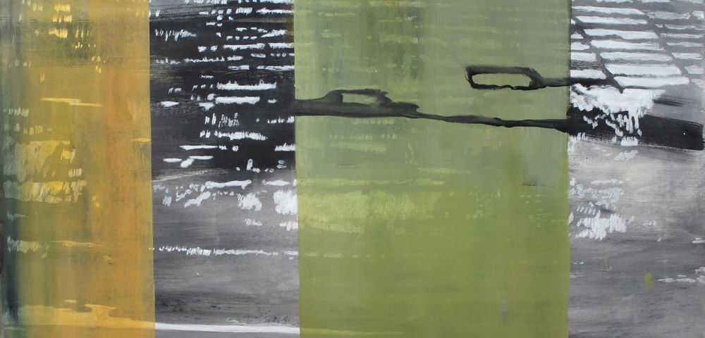 #20152   Acryl auf Leinwand   55 x 110 cm