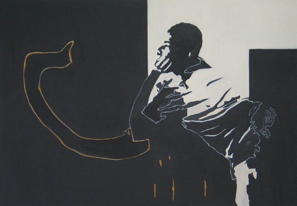 #200517| Acryl auf Leinwand | 90 x 130 cm