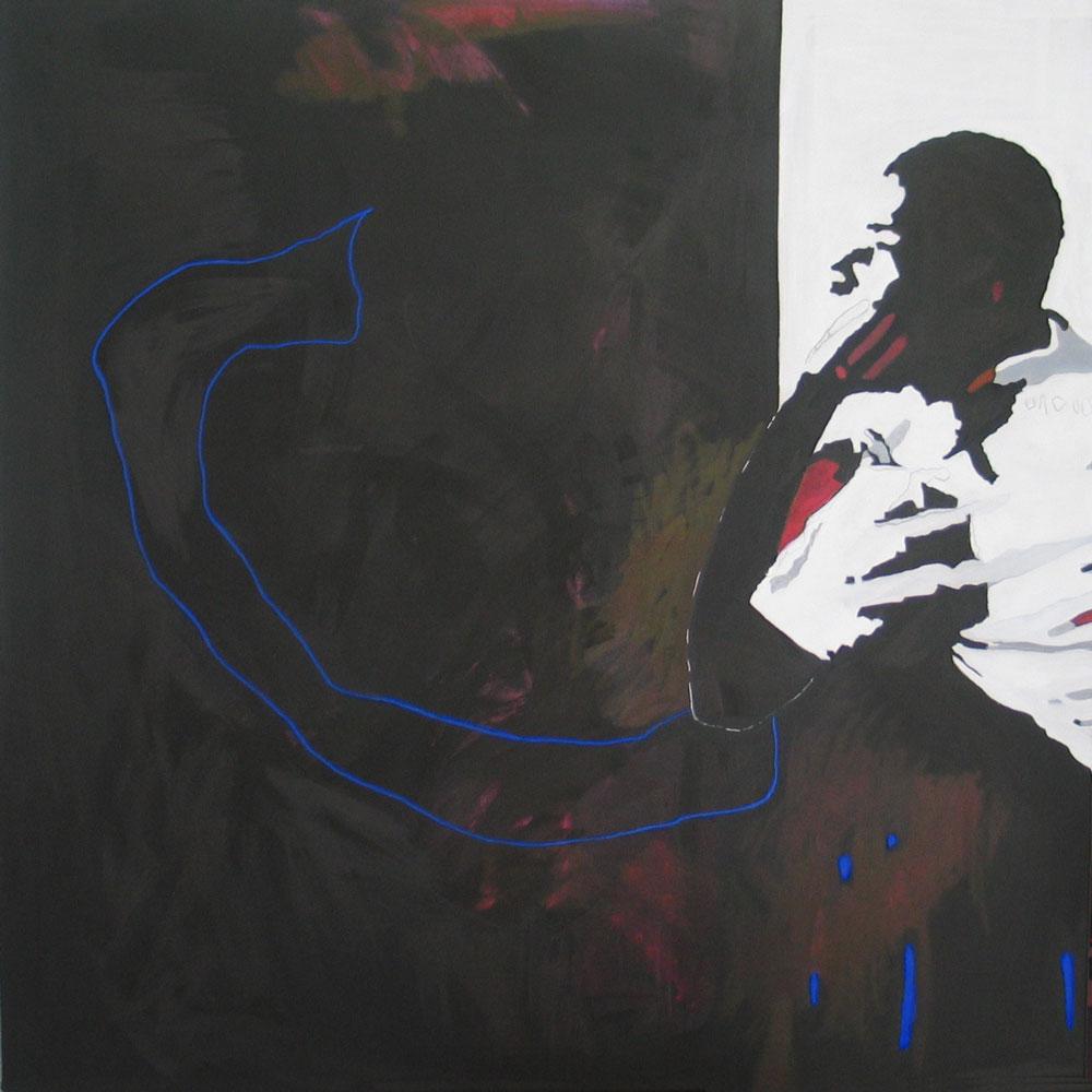 #20063 | Acryl auf Leinwand | 90 x 90 cm