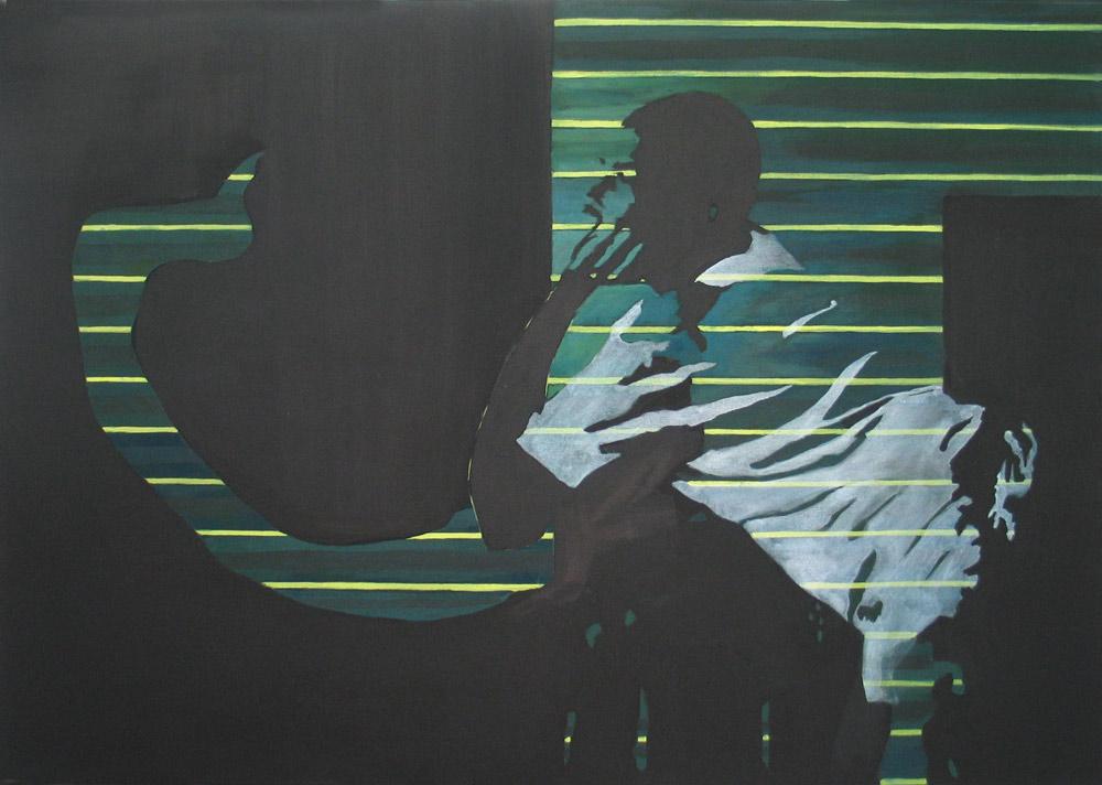 #20062 | Acryl auf Leinwand | 80 x 100 cm