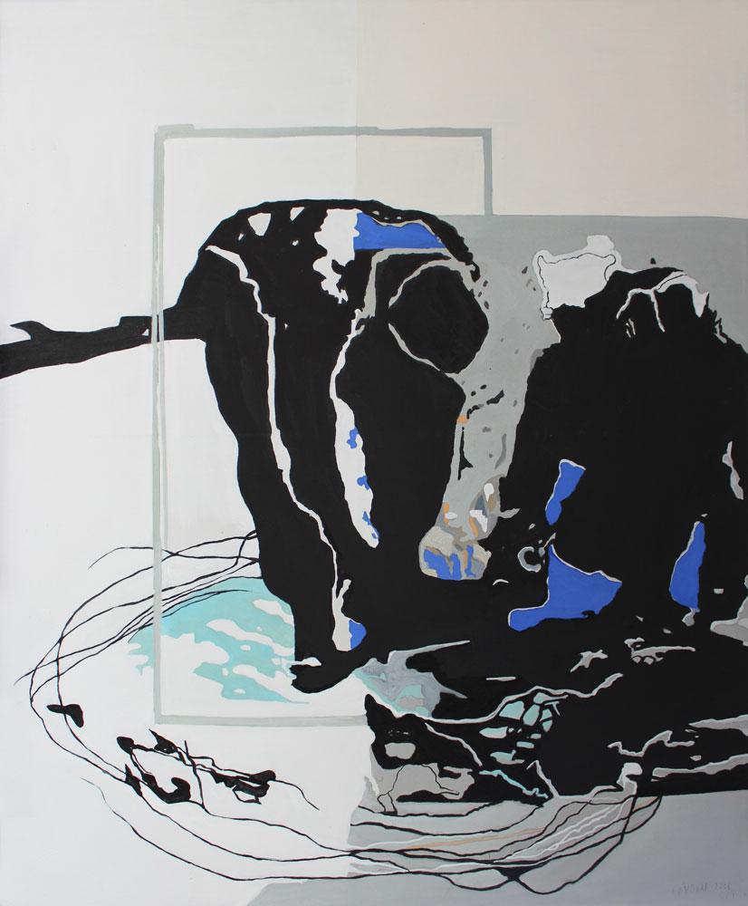 #20059 | Acryl auf Leinwand | 110 x 90 cm