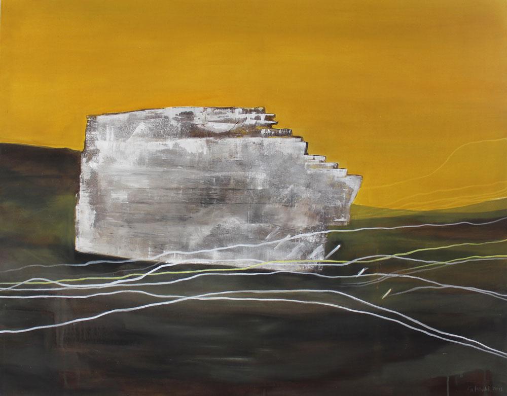 #201395 | Acryl auf Leinwand | 110 x 140 cm