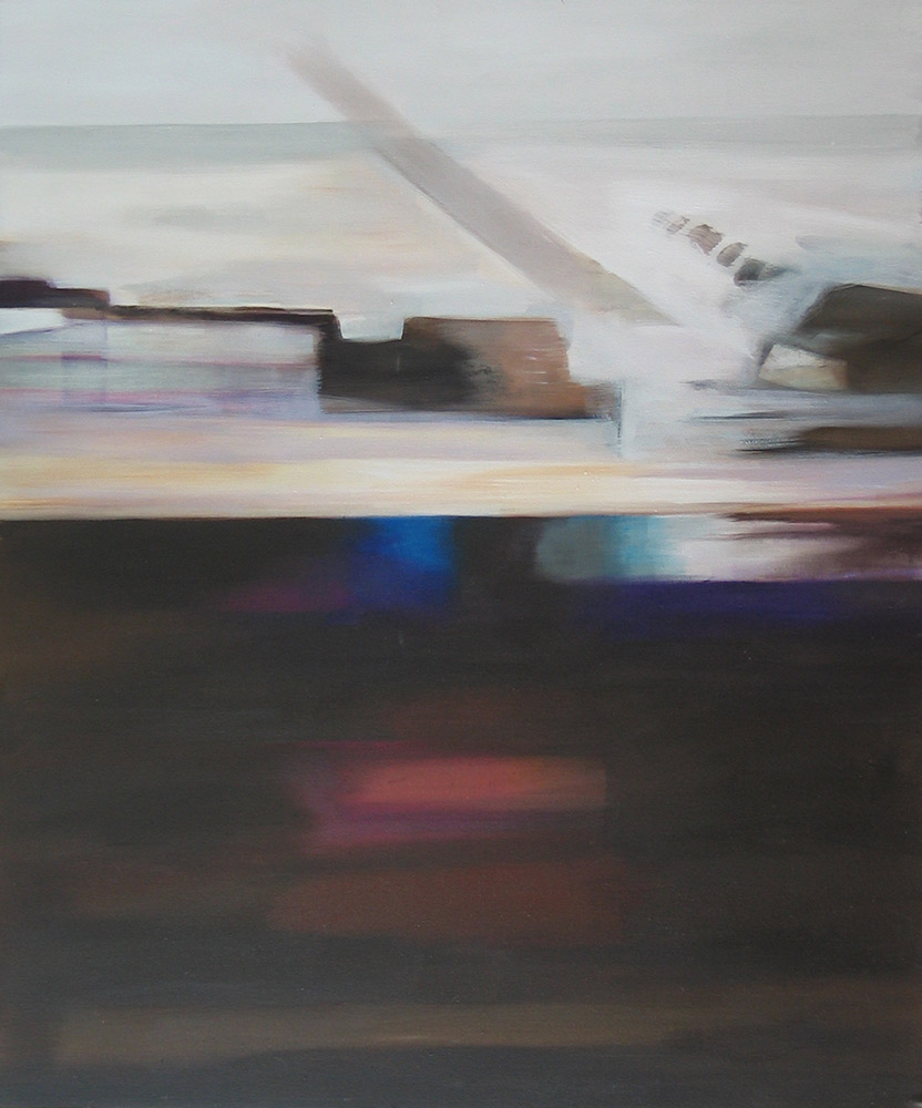 #200562   Acryl auf Leinwand   110 x 90 cm
