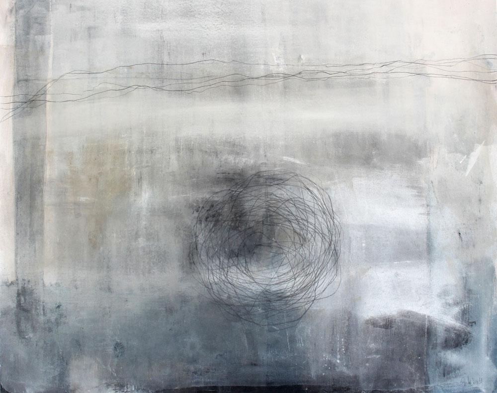#201447 | Mischtechnik auf Leinwand | 80 x 100 cm