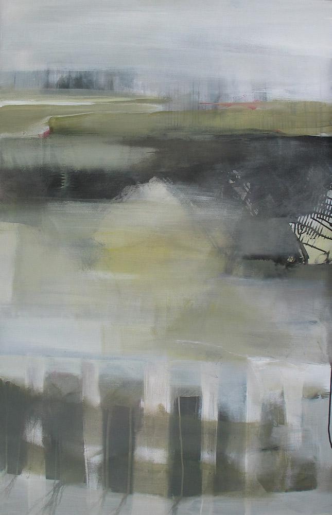 #200920   Acryl auf Leinwand   140 x 90 cm