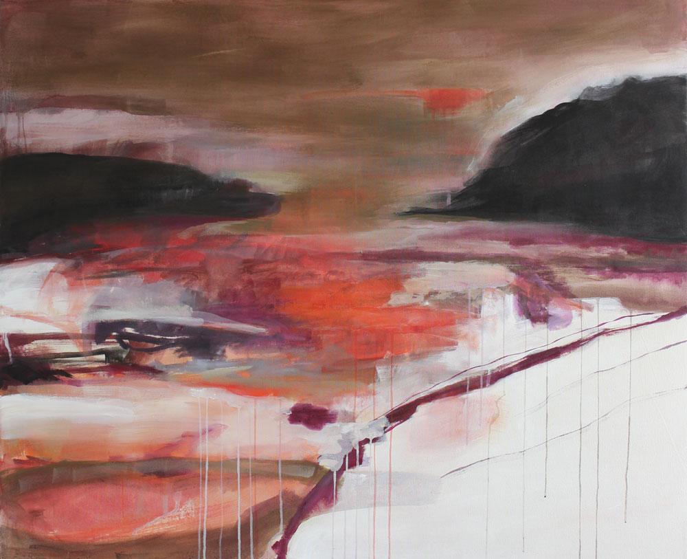 #201377 | Acryl auf Leinwand | 99 x 120 cm
