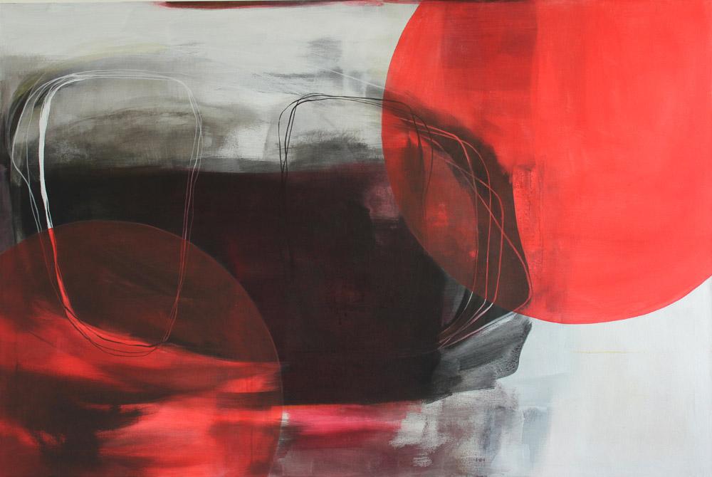 #201415 | Acryl auf Leinwand | 100 x 150 cm