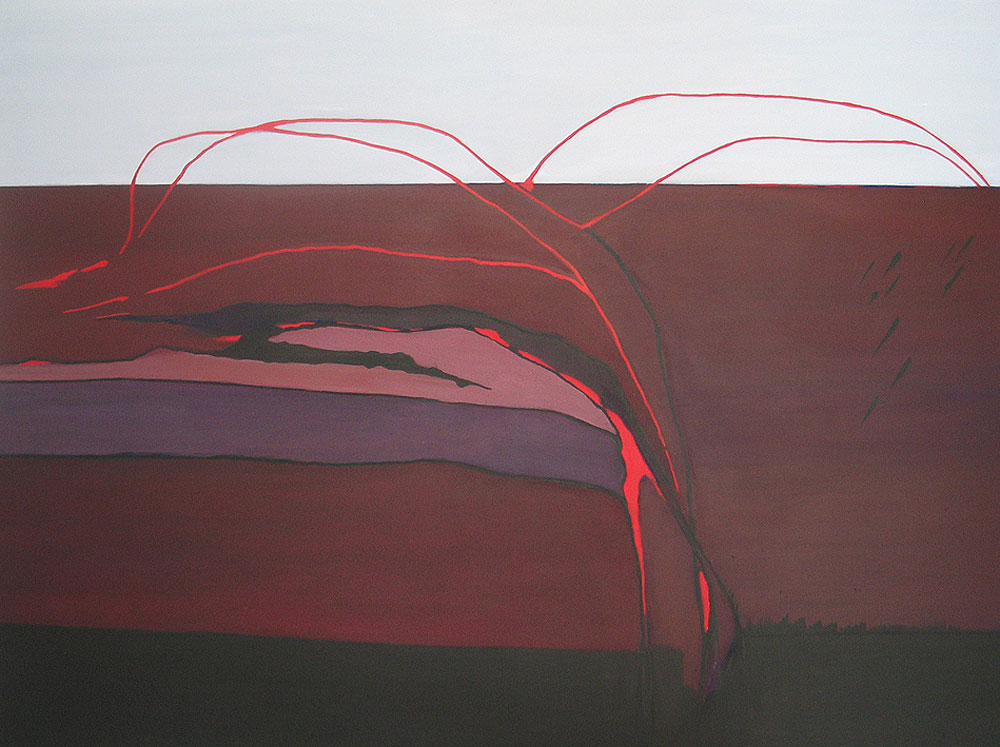 #20061 | Acryl auf Leinwand | 90 x 120 cm