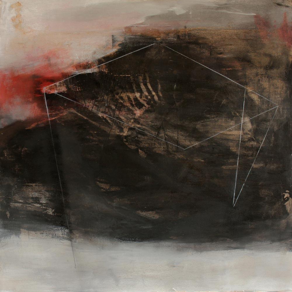 #201434 | Acryl auf Leinwand | 80 x 80 cm