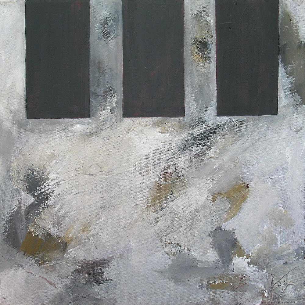 #200393 | Variationen zu einem Thema #26 | Acryl auf Leinwand | 40 x 40 cm
