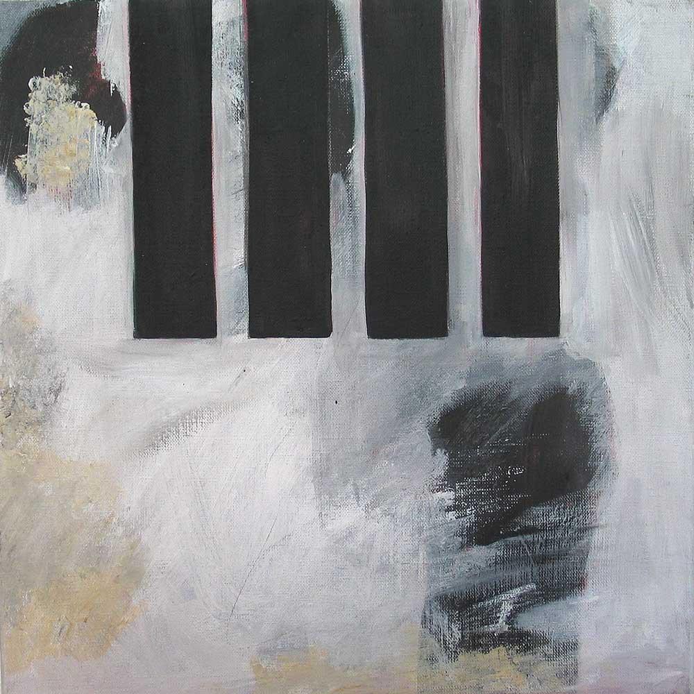 #200394 | Variationen zu einem Thema #27 | Acryl auf Leinwand | 40 x 40 cm