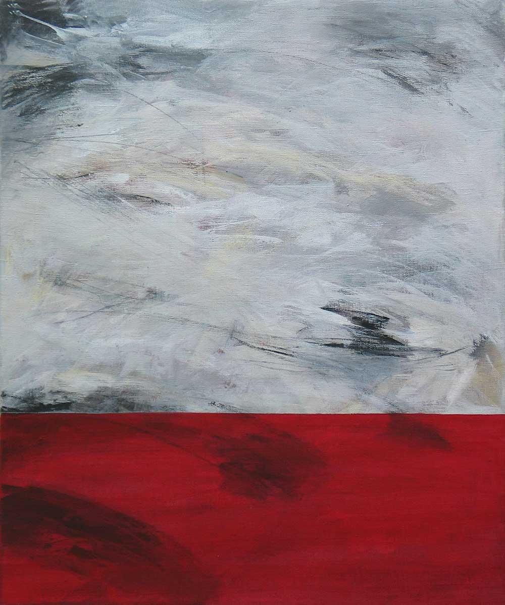 #200360 | Variationen zu einem Thema #20 | Acryl auf Leinwand | 60 x 50 cm