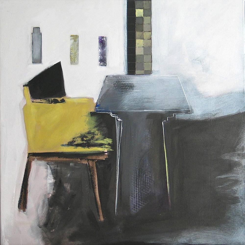 #200542 | Acryl auf Leinwand | 60 x 60 cm