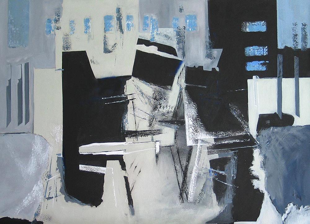 #200531 | Acryl auf Leinwand | 65 x 90 cm