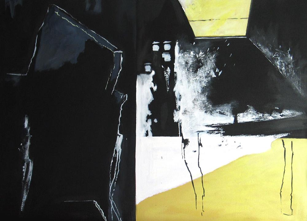 #200543 | Acryl auf Leinwand | 65 x 90 cm
