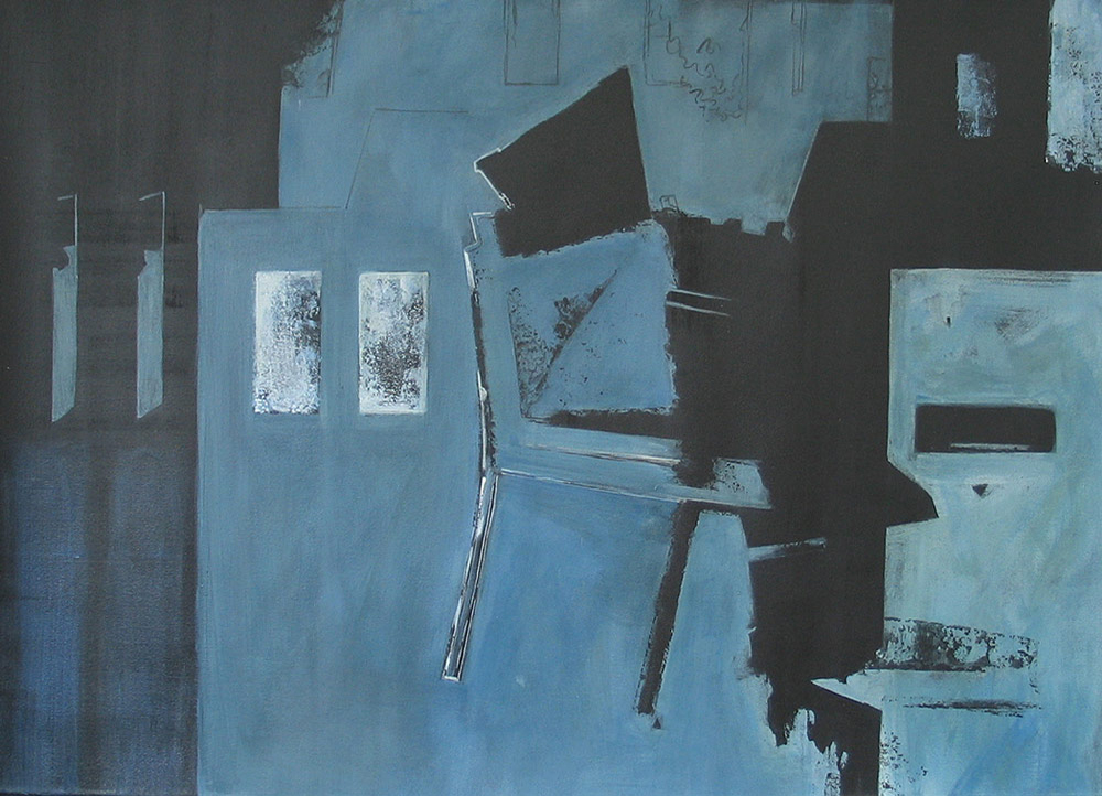 #200533 | Acryl auf Leinwand | 65 x 90 cm