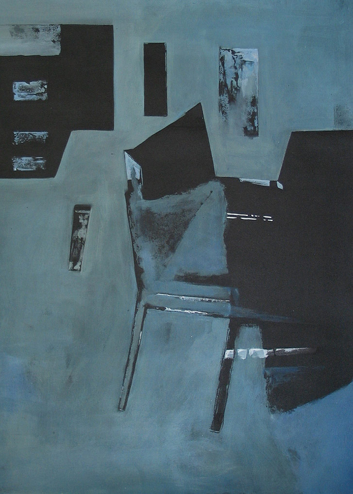 #200534 | Acryl auf Leinwand | 90 x 65 cm