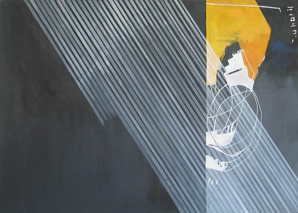 #200611 | Acryl auf Leinwand | 65 x 90 cm