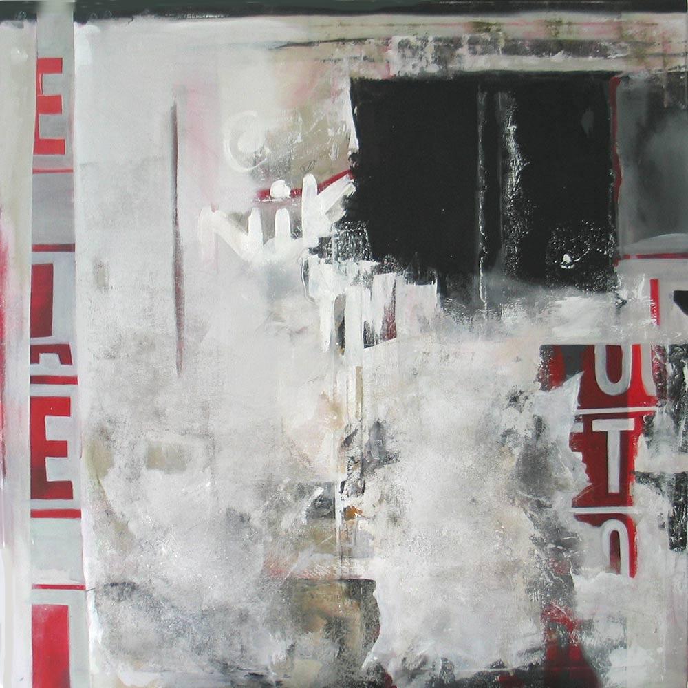 #20109 | Acryl auf Leinwand | 110 x 110 cm