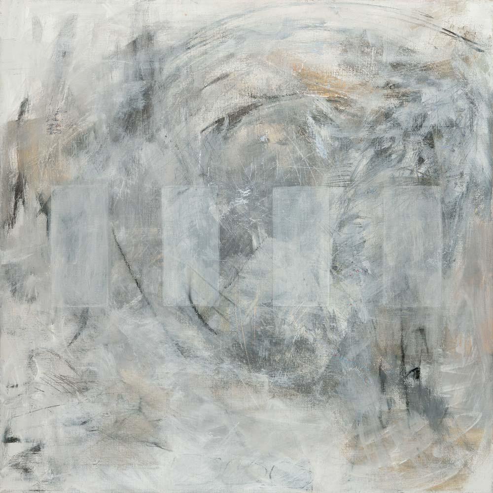 #200392 | Variationen zu einem Thema #25 | Acryl auf Leinwand | 70 x 70 cm