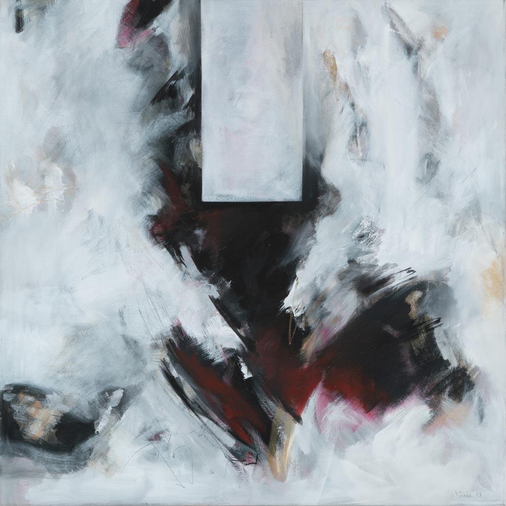 #20085 | Variationen zu einem Thema #22 | Acryl auf Leinwand | 100 x 100 cm