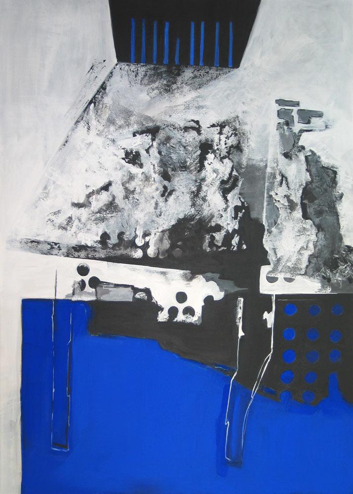 #200524 | Acryl auf Leinwand | 140 x 100 cm